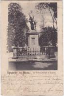 1999-Belgique-Souvenir De Mons-Statue Roland De Lassus-Ed Nels-Ref Serie 6 N 9 - Mons