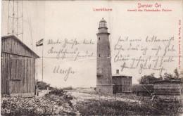 CPA 1907 Darsser Ort - Unweit Des Ostseebades Prerow - Leuchtthurm (A98, Ww1, Wk 1) - Allemagne