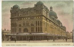 Sydney Queen Victoria Market  Star Photo - Sydney