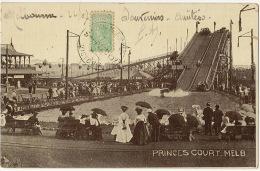 Princes Court Melbourne P. Used - Melbourne
