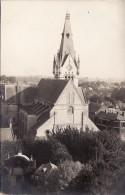 CP Photo Novembre 1916 NESLE - L'église (A98, Ww1, Wk 1) - Nesle