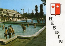 HESDIN - La Piscine - - Hesdin