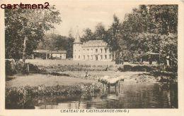 CHATEAU DE CASTELBIAGUE 31 - Sin Clasificación