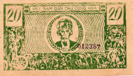 VIETNAM : 20 Dong 1947 (unc) - Viêt-Nam