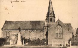 BELGIQUE - FLANDRE OCCIDENTALE - LENDELEDE - De Kerk. - Lendelede