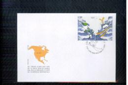 Slowenien / Slovenia 2002 Olympic Games Salt Lake City FDC - Winter 2002: Salt Lake City