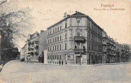 ALLEMAGNE.  DEUTSCHLAND.    FRANKFURT.  PRINZEN-UIER U. FRIEDRICH-STRASSE. - Frankfurt A. Main