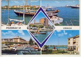 UMAG - Pozdrav Iz Umaga , Multi View, Port - Croatia