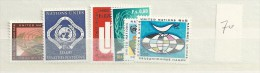 1970 MNH UNO Geneve, Geneva, Genf, Year Complete, Postfris - Ginevra - Ufficio Delle Nazioni Unite