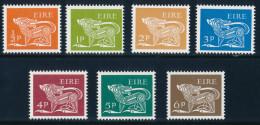 IRELAND/Irland/Eire 1968 Definitive Short Set Of 7v** - 1949-... Repubblica D'Irlanda