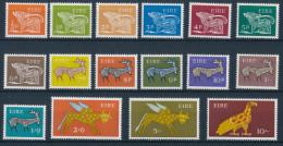 IRELAND/Irland/Eire 1968 Definitive Set Of 16v** - 1949-... Repubblica D'Irlanda