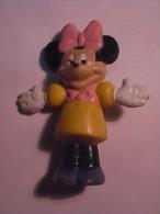 1 FIGURINE FIGURE DOLL PUPPET DUMMY TOY IMAGE POUPÉE - MINNIE MICKEY DISNEY - Disney