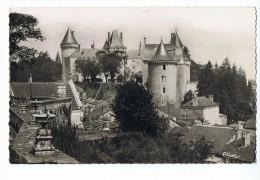 CPSM - 16 - VERTEUIL - Le Château - - France