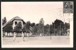 CPA Saint-Brévin-l'Océan, Les Tennis Club - France