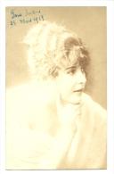 Cp, Femmes, écrite 1919 - Femmes