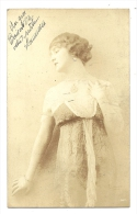 Cp, Femmes, écrite 1917 - Women