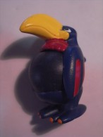 1 FIGURINE FIGURE DOLL PUPPET DUMMY TOY IMAGE POUPÉE - TUKAN FERRERO - Oiseaux