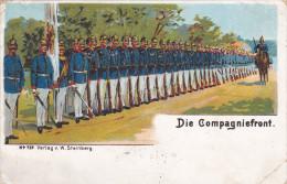 1913 D. Reich,  MILITARIA, EF. BESSERE Karte Thorn/Schackendorf.  MK