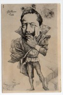 GUILLAUME POETE 1906   Illustrator Artist Drawn Ca1900 Vintage Original Postcard Cpa Ak (W4_825) - Politieke En Militaire Mannen