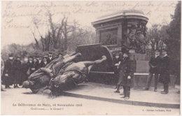 57. La Délivrance De METZ. Guillaume... Le Grand ! - Metz