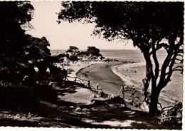 85---ILE DE NOIRMOUTIER--plage Et Rochers De St-pierre---voir 2 Scans - Ile De Noirmoutier