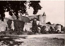 85-----ILE DE NOIRMOUTIER--le Château Bâti En 830--voir 2 Scans - Ile De Noirmoutier