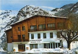 CPSM 38 LA GARDE L HOTEL DES GORGES DE SARENNE  Grand Format 15 X 10,5 - Autres Communes