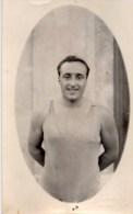 51Au   Photo Cercle Des Nageurs De Marseille Natation Water Polo  Goal De L'équipe Jeune Espoir International 1929 - Natation