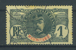 """VEND TIMBRE DE MAURITANIE N° 1 + CACHET """"BOGHE"""" !!!! - Used Stamps"""