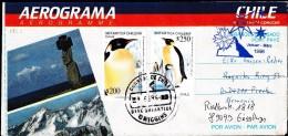 ANTARCTIC,GERMANY, VLBI- Satellite Ground Station ERS  On Base O´HIGGINS, 1996 , Look Scan !! 18.3-29 - Antarctische Expedities