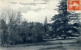 CARMAUX Cèdres, Parc Du Château De La Verrerie, Au Marquis De Solages (C8547) - Carmaux