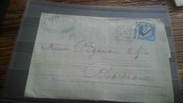 LOT 249594 TIMBRE DE FRANCE OBLITERE MARQUE POSTALE