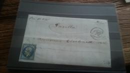 LOT 249601 TIMBRE DE FRANCE OBLITERE MARQUE POSTALE