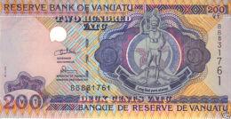 Vanuatu 200 Vatu 1995 Pick 8b UNC - Vanuatu