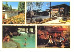 Marne La Vallée : Euro Disney (1994) Puis Disneyland Paris : Sequoia Lodge (multivues) - Disneyland