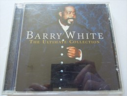 Barry White - The Ultimate Collection - Mercury 731456430027 - Soul - R&B