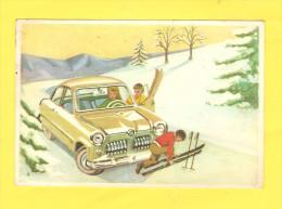 Postcard - Auto      (V 24207) - Turismo