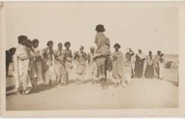 CPA PHOTO ETHIOPIE Danse De Somalis - Ethiopia