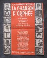 Du Film :Orfeu Negro ;la Chanson D'orphée - Musique & Instruments