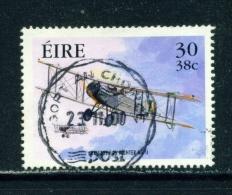 IRELAND  -  2000  Military Aircraft  30p  Used As Scan - 1949-... Repubblica D'Irlanda