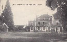 Environs De La Flèche 72 - Les Courbes Château Des Courbes - Editeur Thibault N° 1510 - RARE - La Fleche