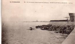Cpa  50  Saint-vaast-la-hougue , Le Fort ( De Cherbourg A Saint-vaast La Hougue ) - Saint Vaast La Hougue