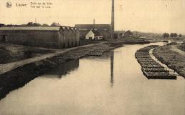 BELGIQUE - FLANDRE OCCIDENTALE - MENEN -MENIN - Zicht Op De Lele - Vue Sur La Lys. - Menen