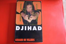 Livre Poche SAS N°139 Djihad - SAS