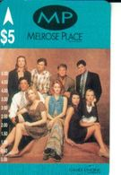 AUSTRALIA $5 MELROSE PLACE MOVIE WOMAN  MINT 1000 ONLY !!! TAMURA READ DESCRIPTION !! - Australia