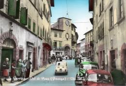 TOSCANA-FIRENZE-S.CASCIANO VAL DI PESA VIA MACCHIAVELLI ANIMATISSIMA - Italia