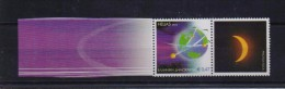 GREECE STAMPS PERSONAL STAMP WITH  LABEL/SOLAR ECLIPSE -18/3/03-MNH - Grèce