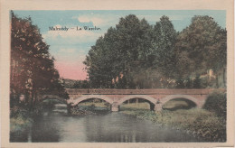 CPA - AK Malmedy La Warche Pont Brücke Bei Eupen Verviers Monschau Liege Lüttich Aachen Simmerath Roetgen Lontzen Eifel - Eupen Und Malmedy