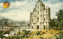 *MACAO* - Scheda Usata - Macau