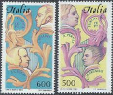 Europa - Repubblica Italiana 1985 - Francobolli Nuovi E Perfetti - MNH** - 6. 1946-.. Republic